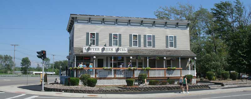Sawyer Creek Hotel. 3264 Niagara Falls Boulevard North Tonawanda, NY 14120-1212